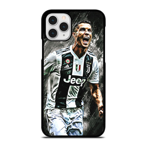 CR7 CRISTIANO RONALDO JUVENTUS FC iPhone 11 Pro Case Cover