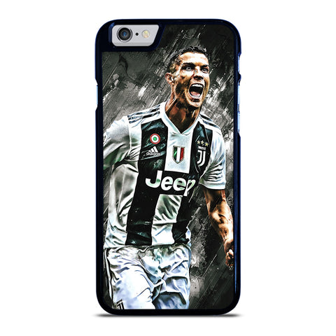 CR7 CRISTIANO RONALDO JUVENTUS FC iPhone 6 / 6S Case