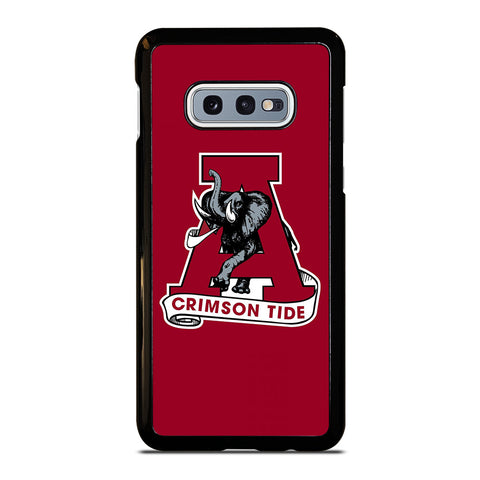 CRIMSON TIDE ALABAMA SYMBOL Samsung Galaxy S10e Case Cover