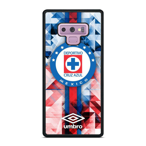 CRUZ AZUL DEPORTIVO Samsung Galaxy Note 9 Case Cover