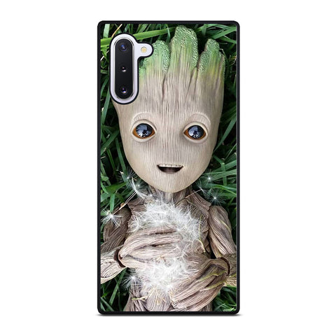 CUTE BABY GROOT Samsung Galaxy Note 10 Case Cover