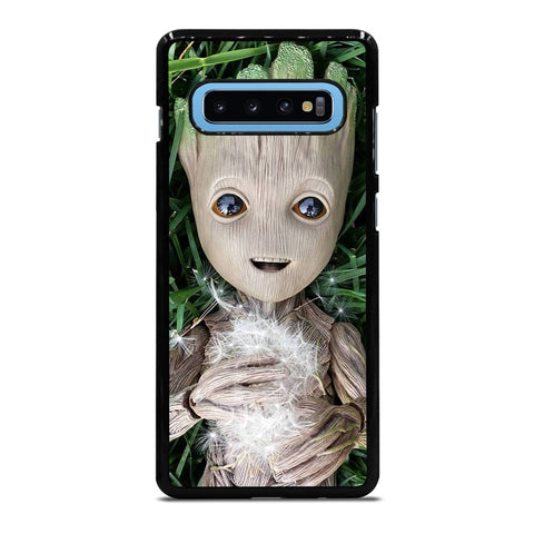 CUTE BABY GROOT Samsung Galaxy S10 Plus Case Cover