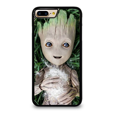 CUTE BABY GROOT iPhone 7 / 8 Plus Case Cover