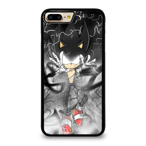 DARK SONIC HEDGEHOG CARTOON iPhone 7 / 8 Plus case