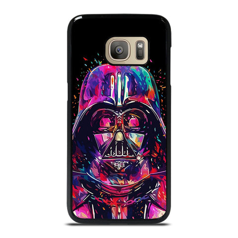 DARTH VADER STAR WARS ART Samsung Galaxy S7 Case Cover