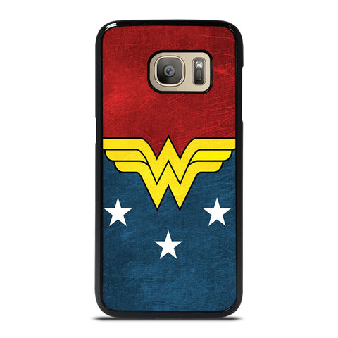DC WONDER WOMAN  ICON Samsung Galaxy S7 Case Cover