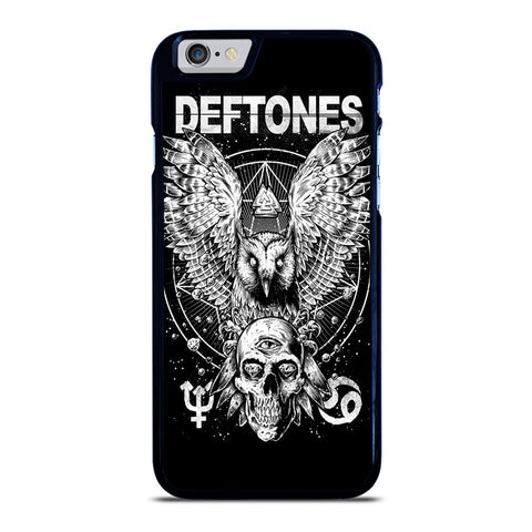 DEFTONES ROCK BAND SKULL LOGO iPhone 6 / 6S Case Cover