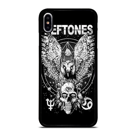 DEFTONES ROCK BAND SKULL LOGO iPhone XS Max Case Cover