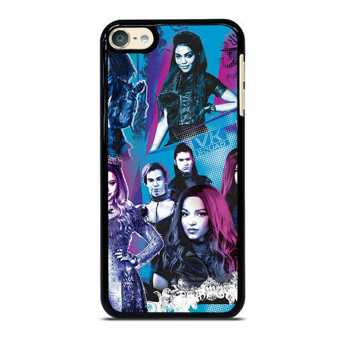 DESCENDANTS COLLAGE iPod Touch 6 Case