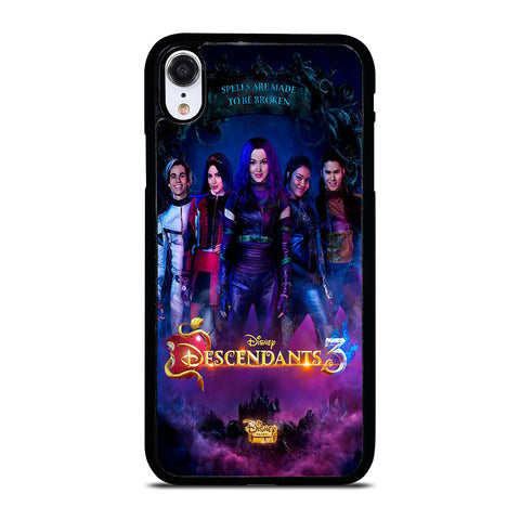 DESCENDANTS 3 DISNEY iPhone XR Case Cover