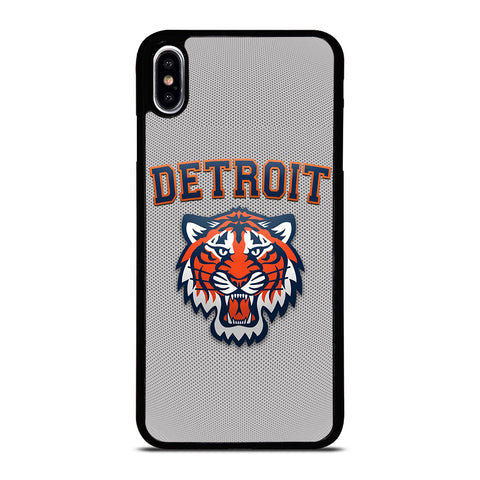 DETROIT TIGERS BASEBALL JERSEY iPhone XS Max Case Cover