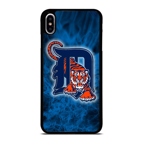 DETROIT TIGERS SYMBOL iPhone XS Max Case Cover