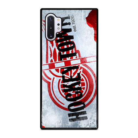 DETROIT REDWINGS NHL Samsung Galaxy Note 10 Plus Case Cover