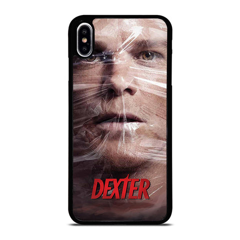 DEXTER iPhone XS Max Case Cover