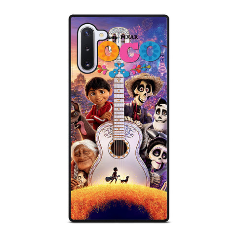 DISNEY COCO Samsung Galaxy Note 10 Case Cover
