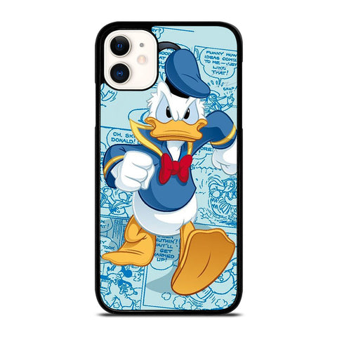 DISNEY DONALD DUCK COMIC iPhone 11 Case Cover