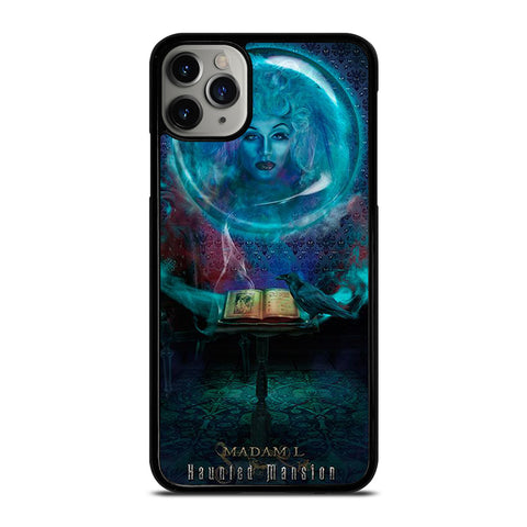 DISNEY HAUNTED MANSION  ART iPhone 11 Pro Max Case Cover