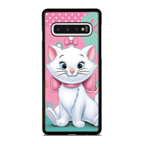 DISNEY MARIE THE ARISTOCATS CAT CUTE Samsung Galaxy S10 Case Cover