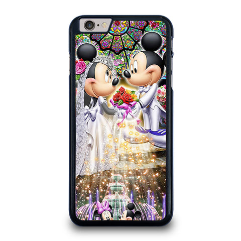 DISNEY MICKEY AND MINI MOUSE Wedding iPhone 6 / 6S Plus Case Cover