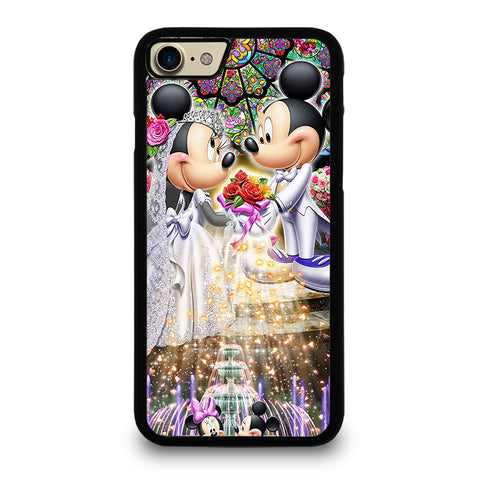 DISNEY MICKEY AND MINI MOUSE Wedding iPhone 7 / 8 Case Cover