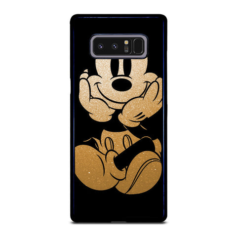 DISNEY MICKEY MOUSE GOLD Samsung Galaxy Note 8 Case Cover