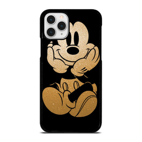 DISNEY MICKEY MOUSE GOLD iPhone 11 Pro Case Cover