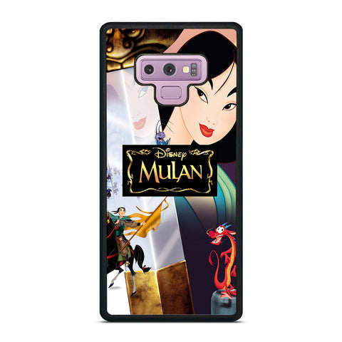 DISNEY MULAN  Samsung Galaxy Note 9 Case Cover
