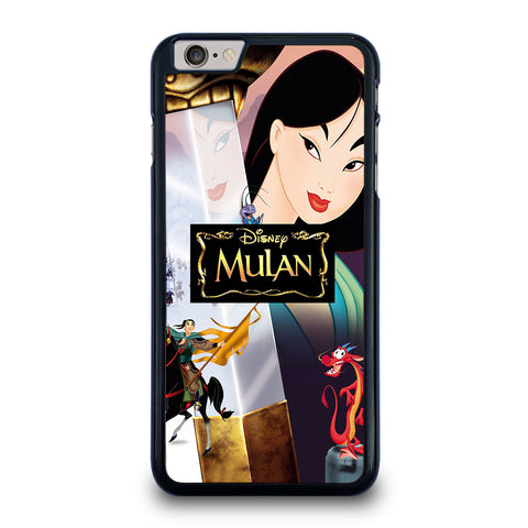 DISNEY MULAN  iPhone 6 / 6S Plus Case Cover