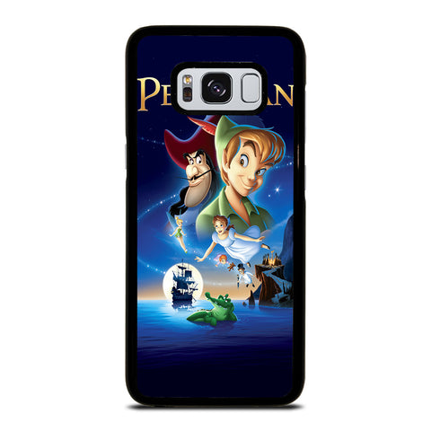 DISNEY PETER PAN CARTOON Samsung Galaxy S8 Case Cover