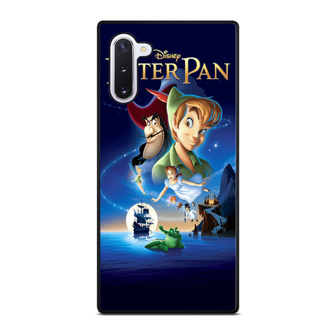DISNEY PETER PAN CARTOON Samsung Galaxy Note 10 Case Cover