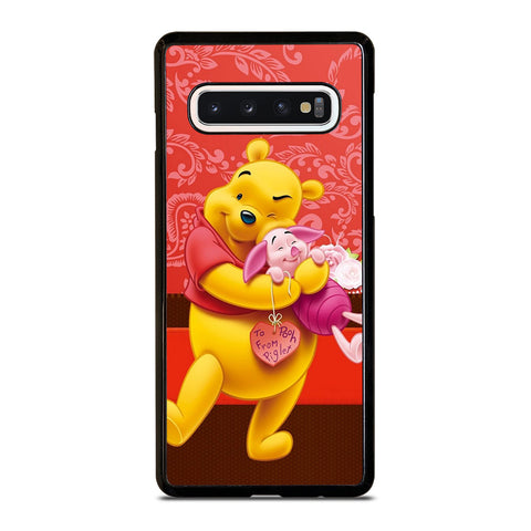 DISNEY WINNIE THE POOH AND PIGIET Samsung Galaxy S10 Case Cover