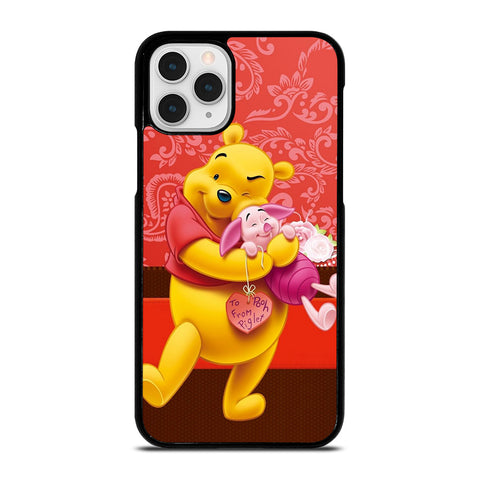 DISNEY WINNIE THE POOH AND PIGIET iPhone 11 Pro Case Cover