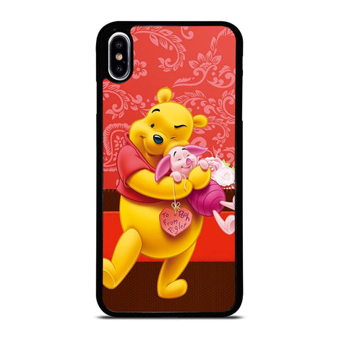 DISNEY WINNIE THE POOH AND PIGIET iPhone XS Max Case Cover