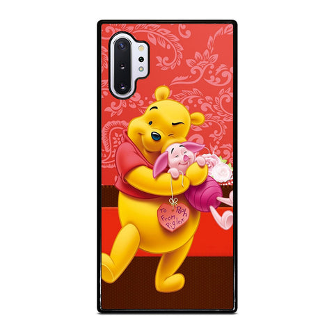 DISNEY WINNIE THE POOH AND PIGIET Samsung Galaxy Note 10 Plus Case Cover