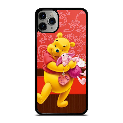 DISNEY WINNIE THE POOH AND PIGIET iPhone 11 Pro Max Case Cover