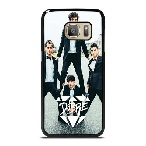 DOBRE BROTHERS Samsung Galaxy S7 Case Cover