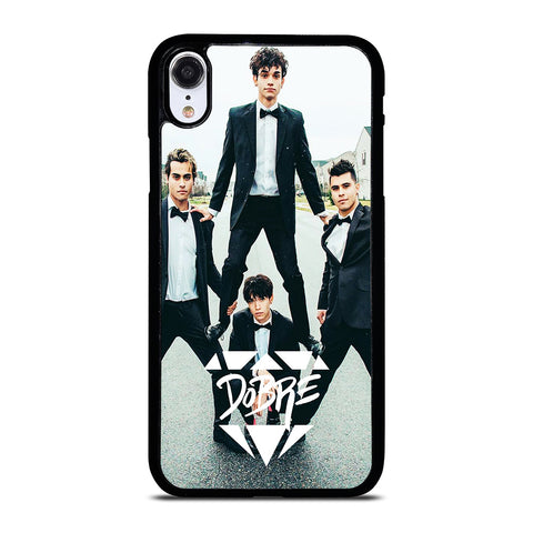 DOBRE BROTHERS iPhone XR Case Cover
