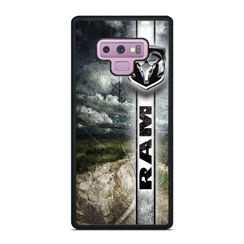DODGE RAM LOGO Samsung Galaxy Note 9 Case Cover