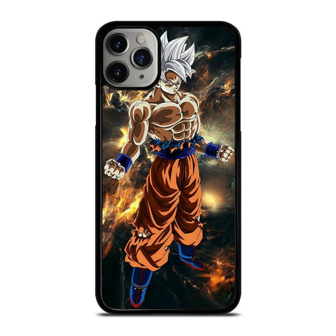 DRAGON BALL GOKU ULTRA INSTINCT iPhone 11 Pro Max Case Cover