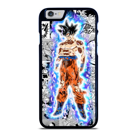 DRAGON BALL SON GOKU COMIC iPhone 6 / 6S Case Cover