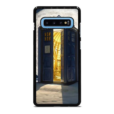 DR WHO TARDIS BOX Samsung Galaxy S10 Plus Case Cover