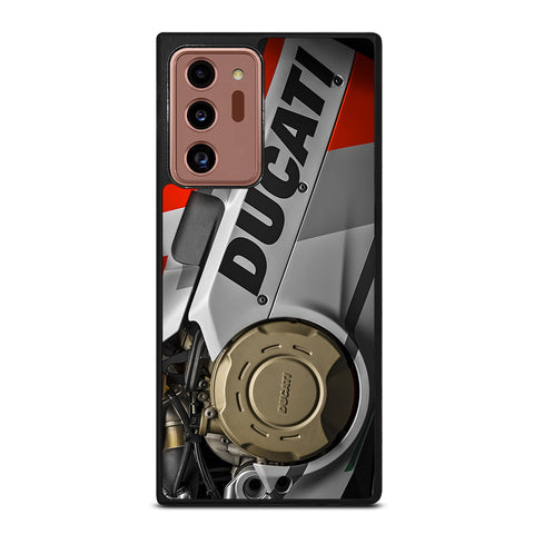 DUCATI BODY MOTOR ICON Samsung Galaxy Note 20 Ultra Case Cover
