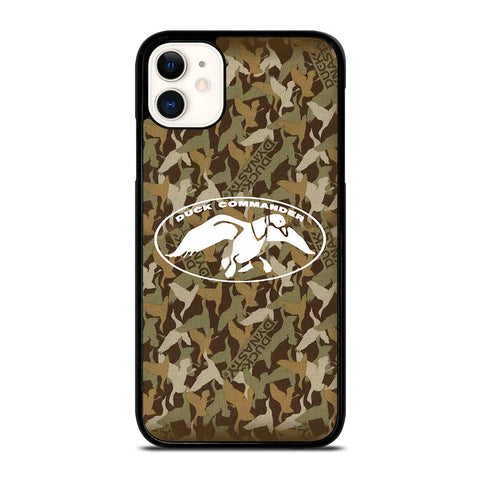 DUCK DYNASTY CAMO LOGO iPhone 11 Case Cover