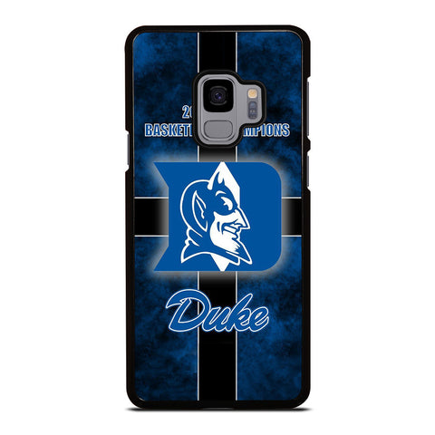 DUKE BLUE DEVILS BASKETBALL CHAMPIONS Samsung Galaxy S9 Case Cover