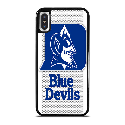DUKE BLUE DEVILS  ICON iPhone X / XS Case Cover