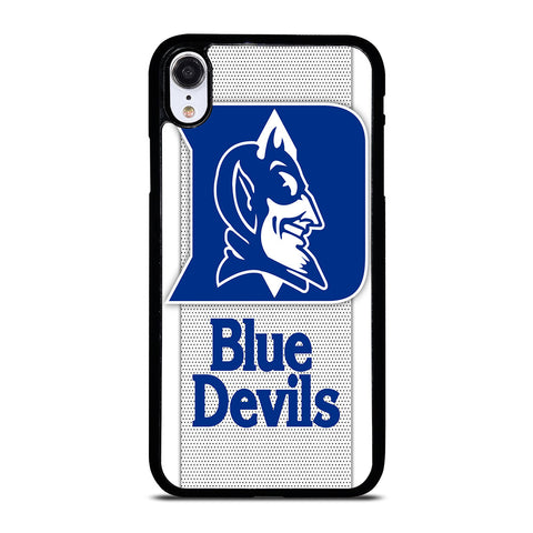 DUKE BLUE DEVILS  ICON iPhone XR Case Cover