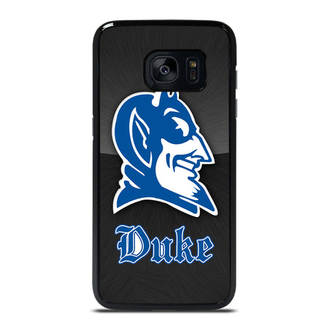 DUKE BLUE DEVILS LOGO Samsung Galaxy S7 Edge Case Cover