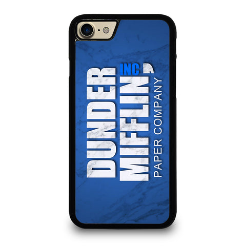 DUNDER MIFFLIN LOGO MARBLE iPhone 7 / 8 Case Cover