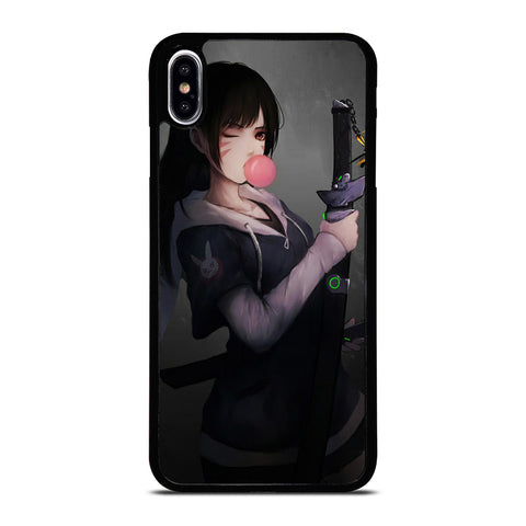 DVA OVERWATCH KAWAI 2 iPhone XS Max Case Cover