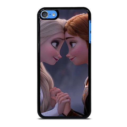 ELSA AND  ANNA FROZEN 2 iPod Touch 7 Case